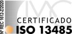 1612-Z ISO 13485 REC