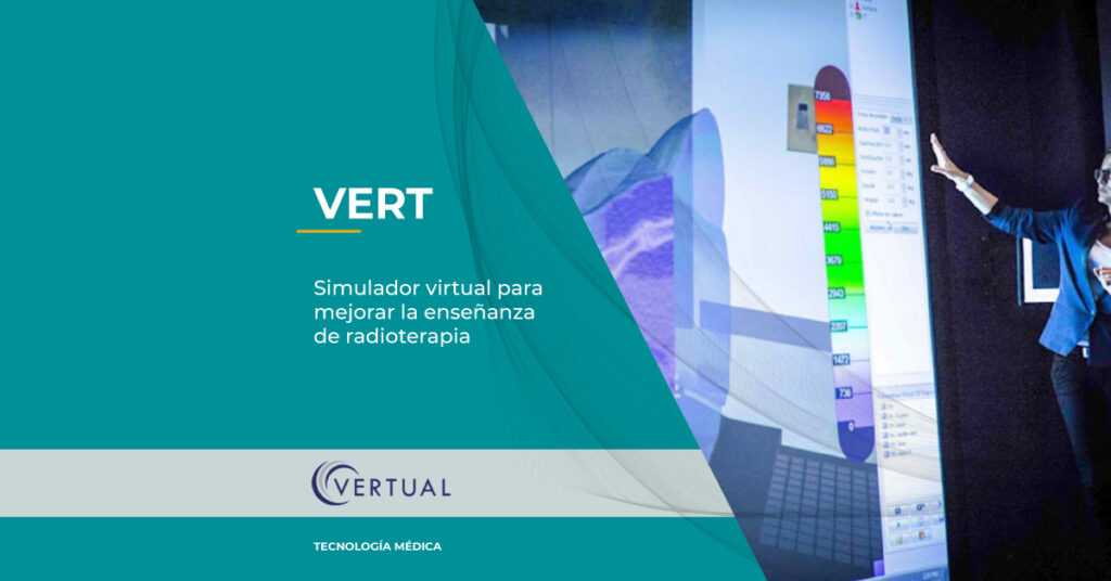 simulador virtual radioterapia Vertual