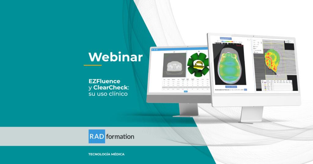Radformation radioterapia automatización software