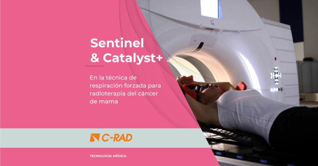 radioterapia cáncer de mama C-Rad respiración forzada